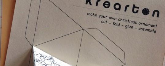 Geometrikus papírdíszek
