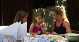 Nyári élmények – kreatív időtöltés gyerekekkel