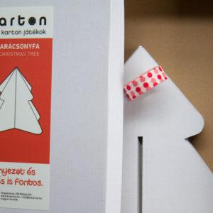 KreARTON_karton_karácsonyfa_környzettudatos_cardboard_christmastree_recycle0009