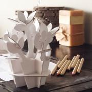 KreARTON_karton_virág_dekoráció_cardboard_plant_decoration0001