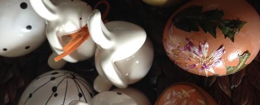 10 perces húsvéti tojás dekorálás